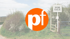 Plot with PP for sale in Four Marks photo